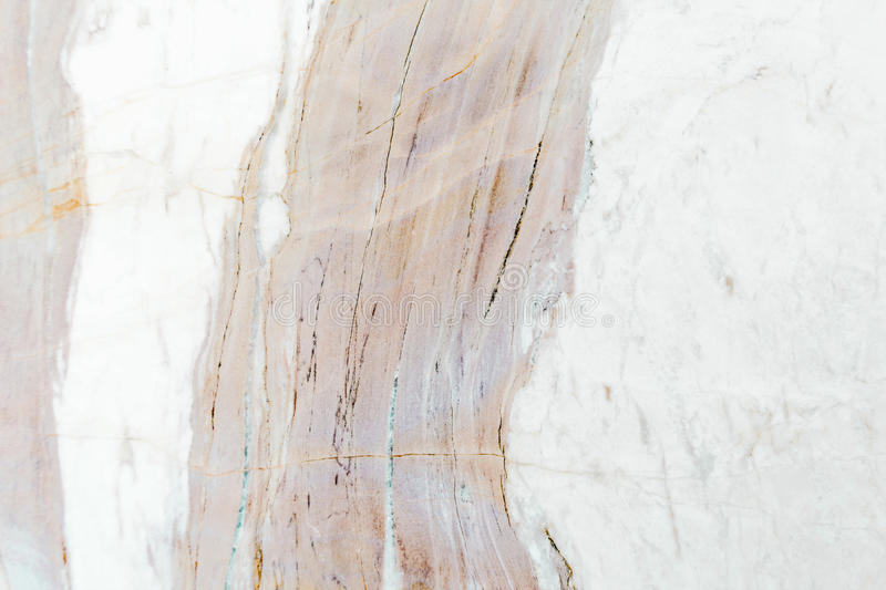 White marble texture with delicate veins stock images