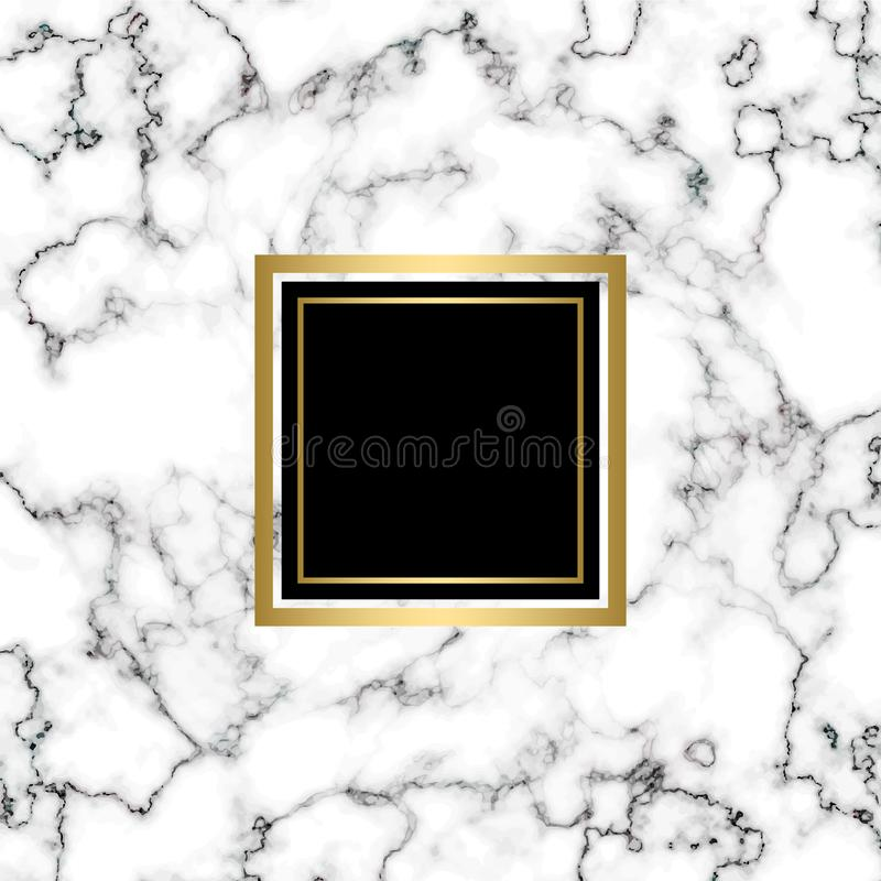 White marble texture royalty free illustration
