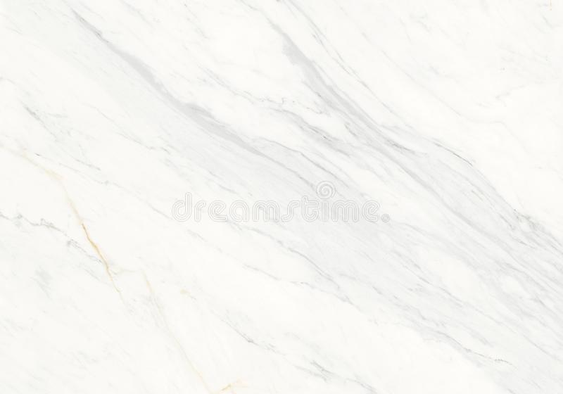White marble texture in natural pattern royalty free stock photography