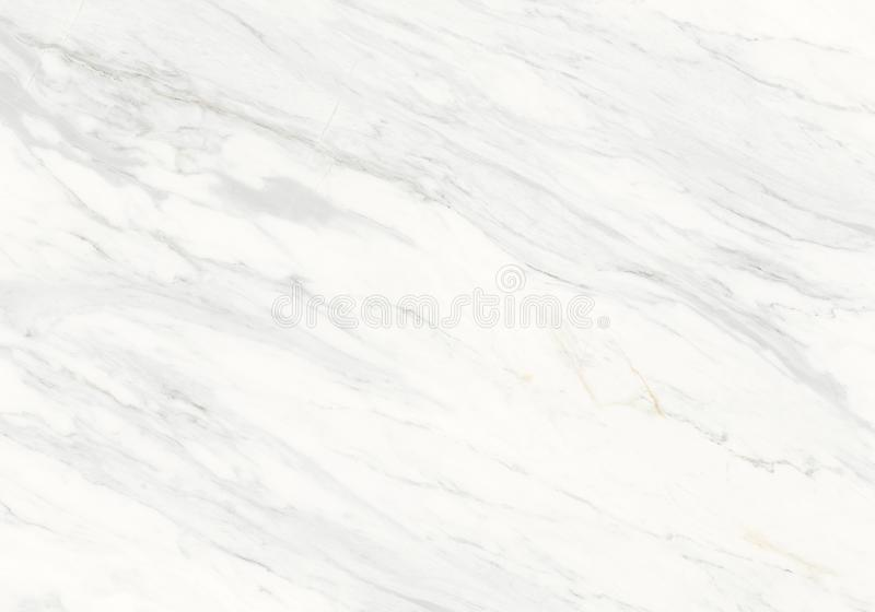 White marble texture in natural pattern stock images