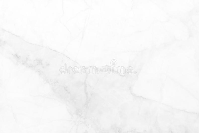 White marble texture in natural pattern with high resolution for background and design art work. White stone floor royalty free stock photo