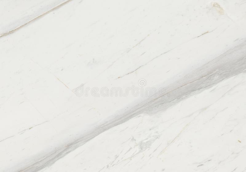 White marble texture in natural pattern royalty free stock image