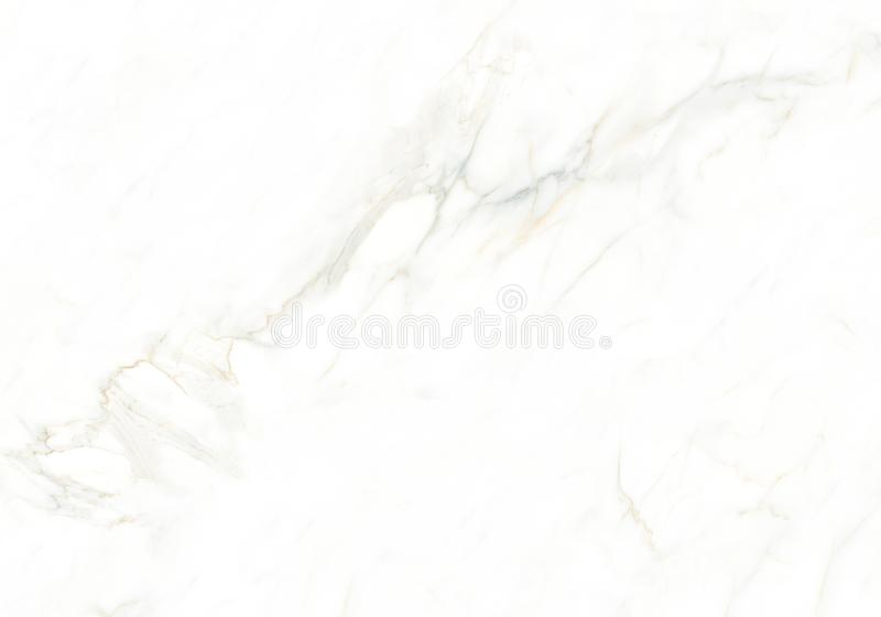 White marble texture in natural pattern stock photo