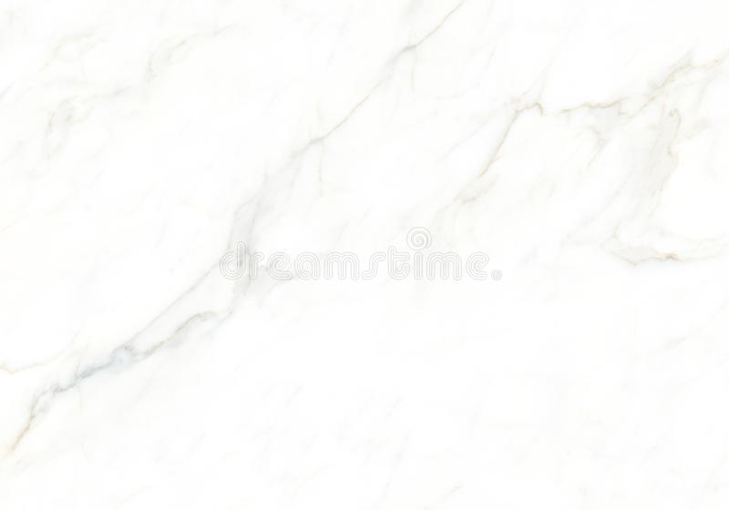 White marble texture in natural pattern royalty free stock images