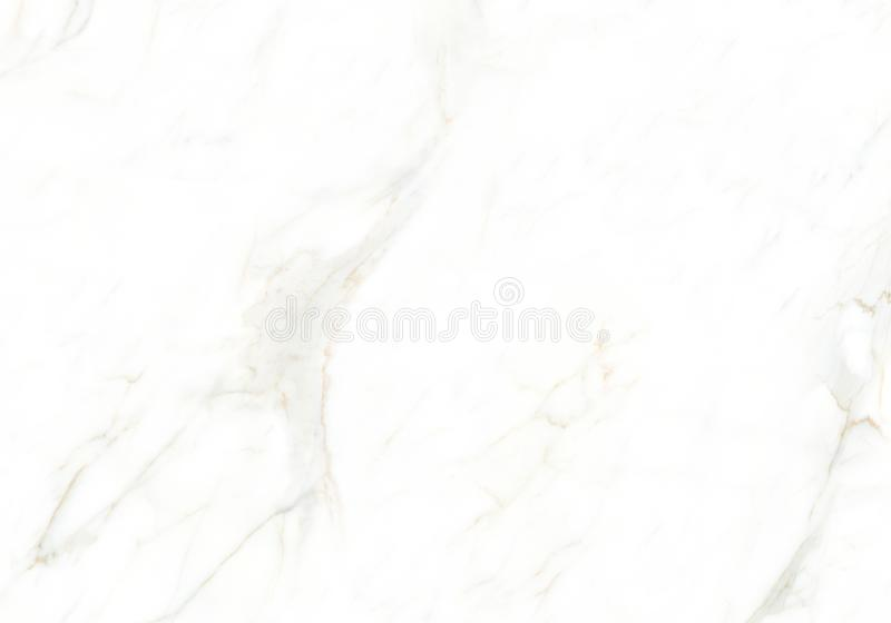 White marble texture in natural pattern stock image