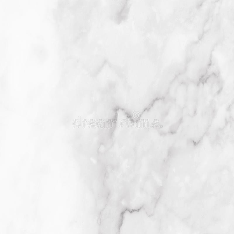 White marble texture pattern background. stock image