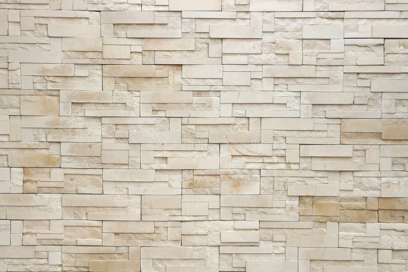Download White modern Brick Wall stock image. Image of house, block - 15860715