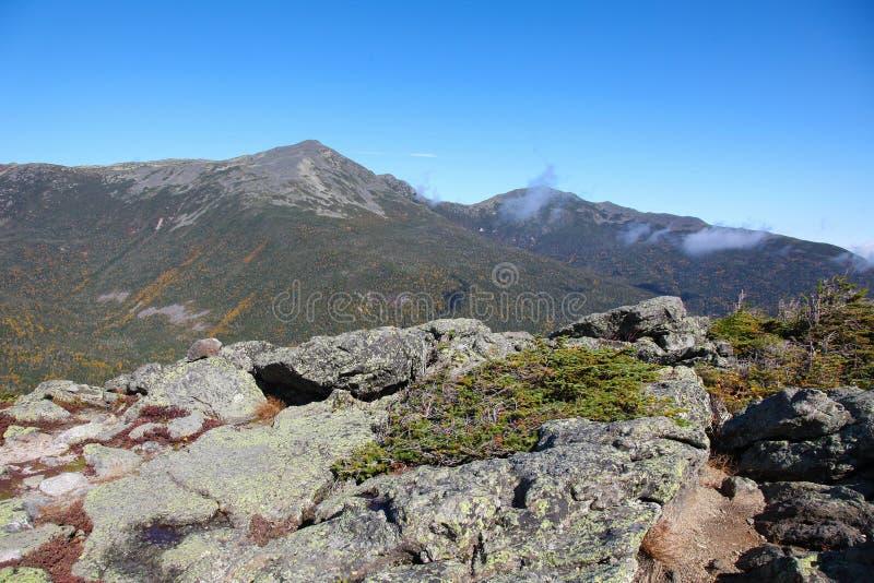 White Mountains stock photos