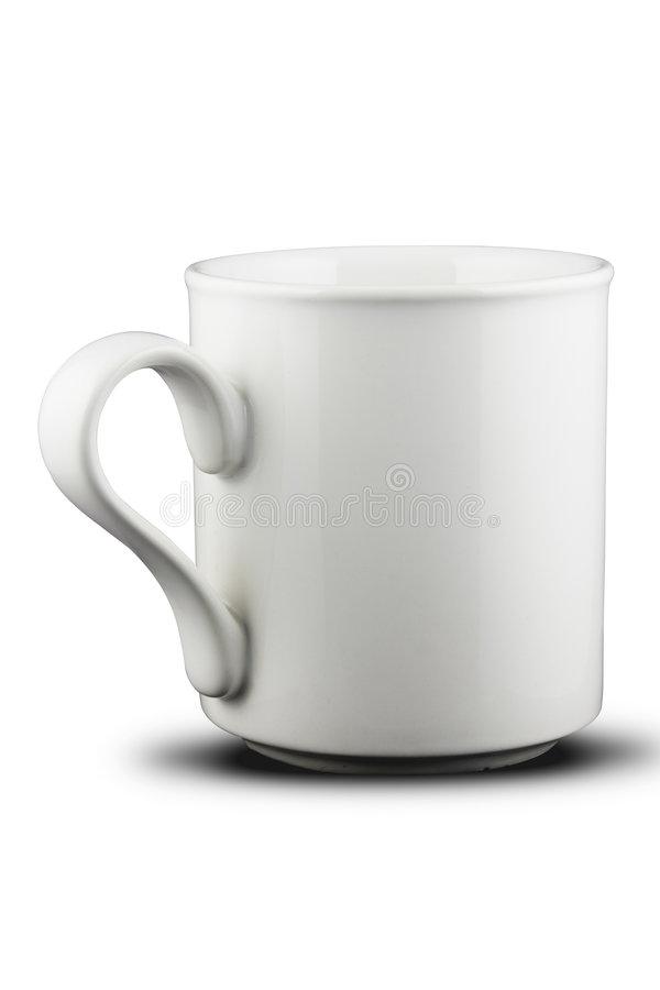 Free White Mug 1 Royalty Free Stock Image - 793196