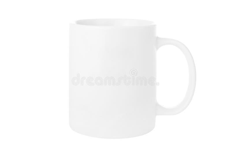 White Mug Royalty Free Stock Images