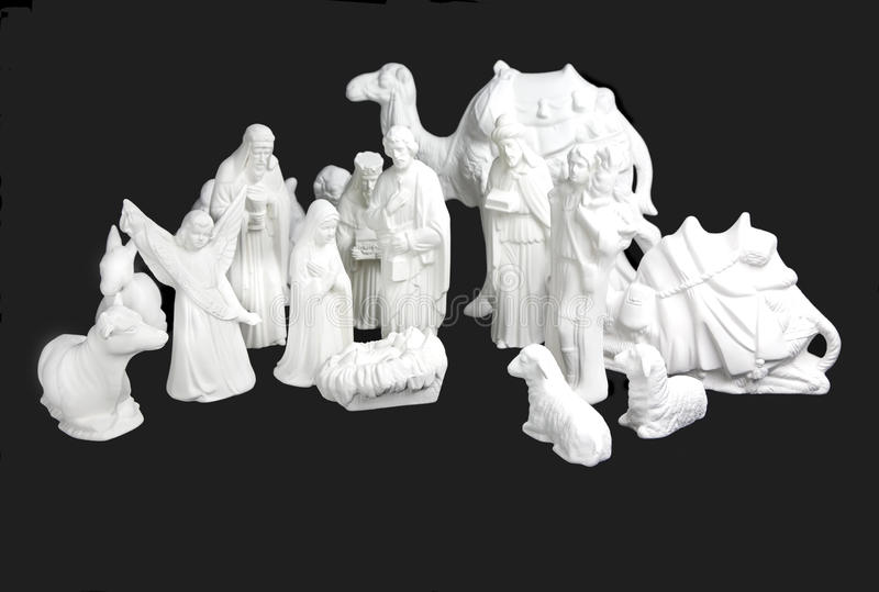 Download White Nativity Stock Photography - Image: 11314562