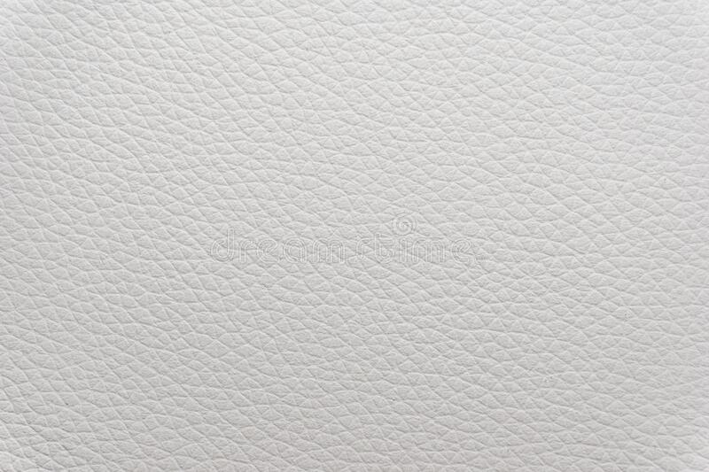 White natural leather texture macro, background for designers royalty free stock photography