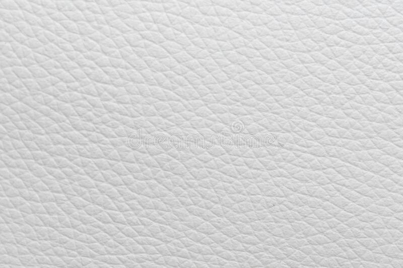 White natural leather texture macro, background for designers stock images
