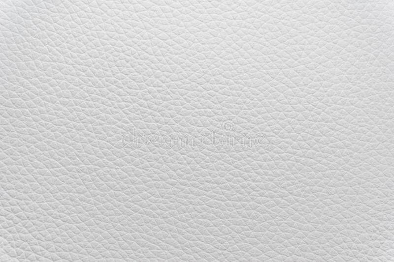 White natural leather texture macro, background for designers stock photography