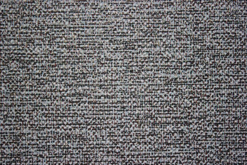 White noise - on the desktop. White noise - screensaver on the desktop stock photo