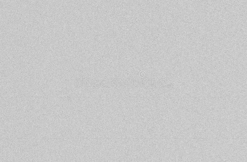 White noise of TV, gray background stock images