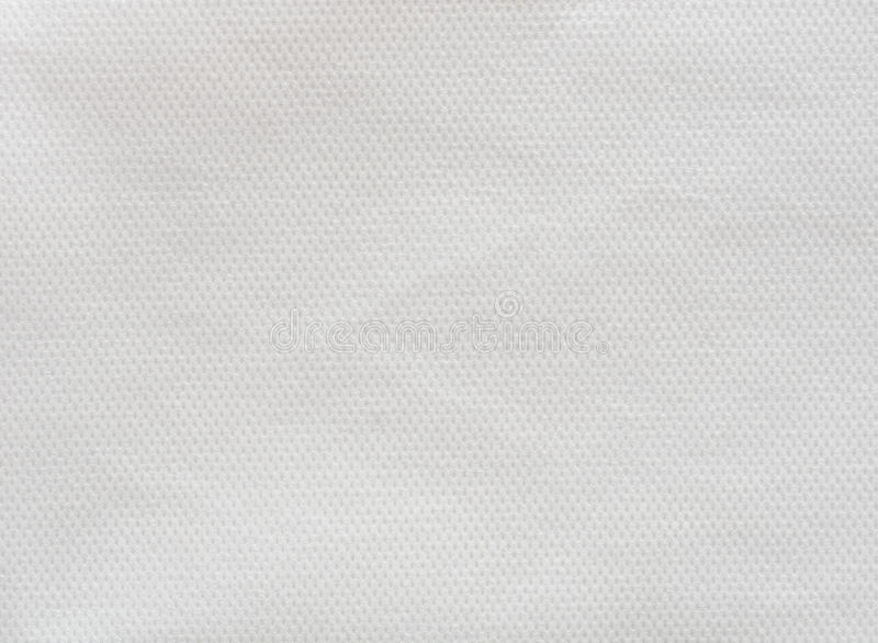 White nonwoven fabric background royalty free stock images
