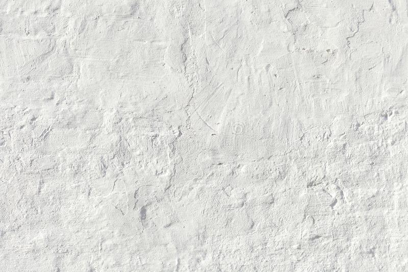 White old wall texture, relief, background for design royalty free stock images