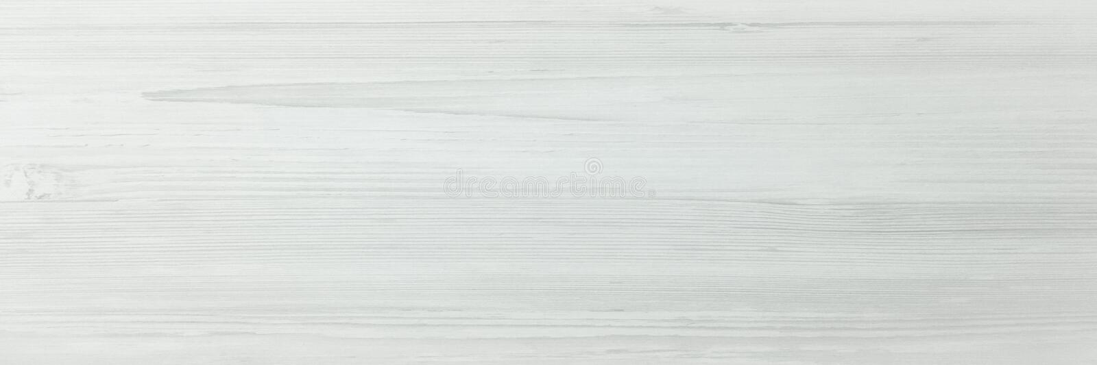 White Organic Wood Texture. Light Wooden Background. Old Washed Wood royalty free stock photography