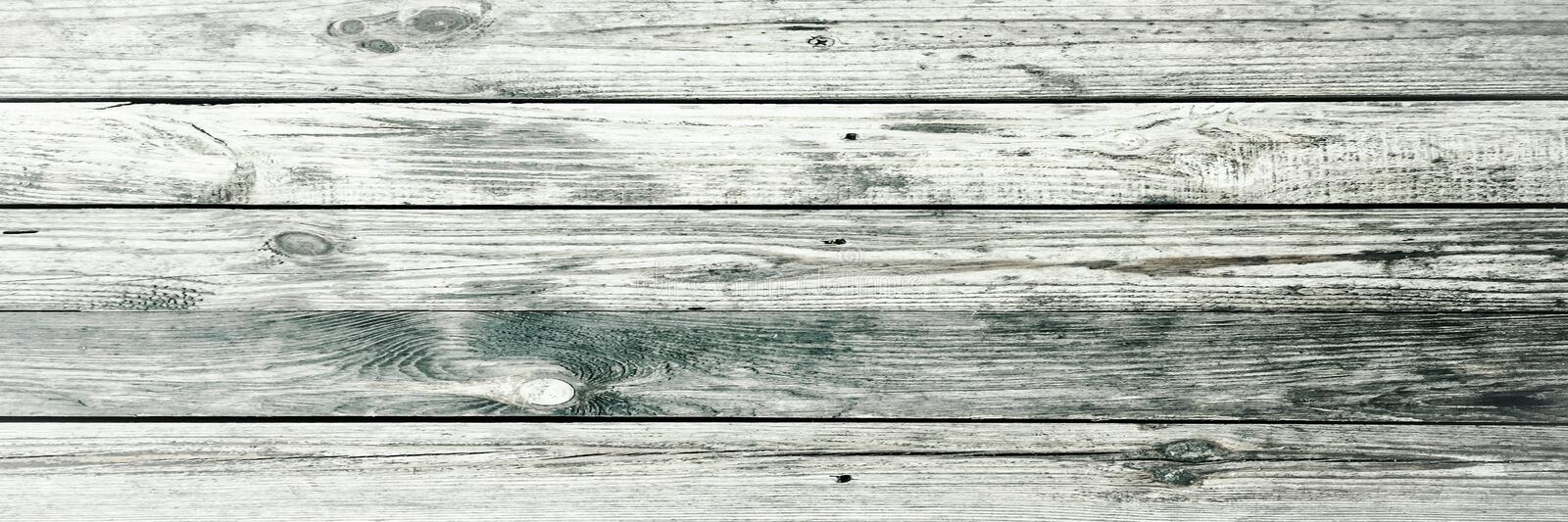White Organic Wood Texture. Light Wooden Background. Old Washed Wood royalty free stock photos