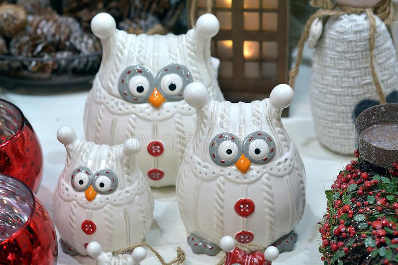 Weihnachtsmarkt Owl.Christmas Owls Stock Images Download 170 Royalty Free Photos