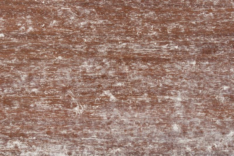 White painted brown wooden background texture royalty free stock image