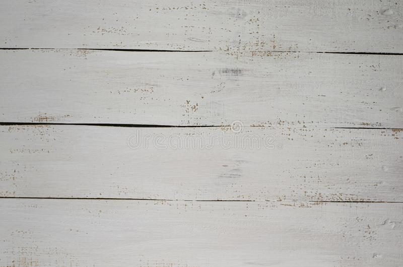 White painted wooden texture. Abstract background concept stock photo