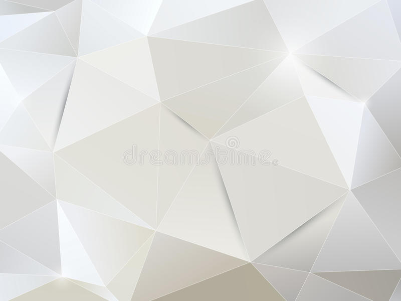 White paper abstract background royalty free illustration