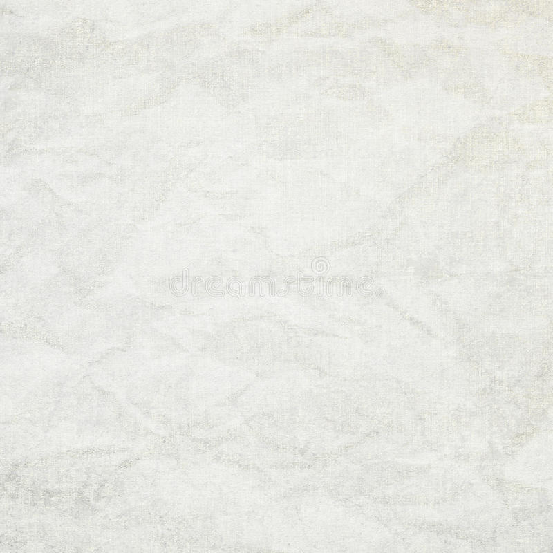 White paper background canvas texture royalty free stock images