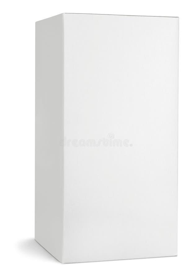 Free White Paper Box Stock Photo - 17168090