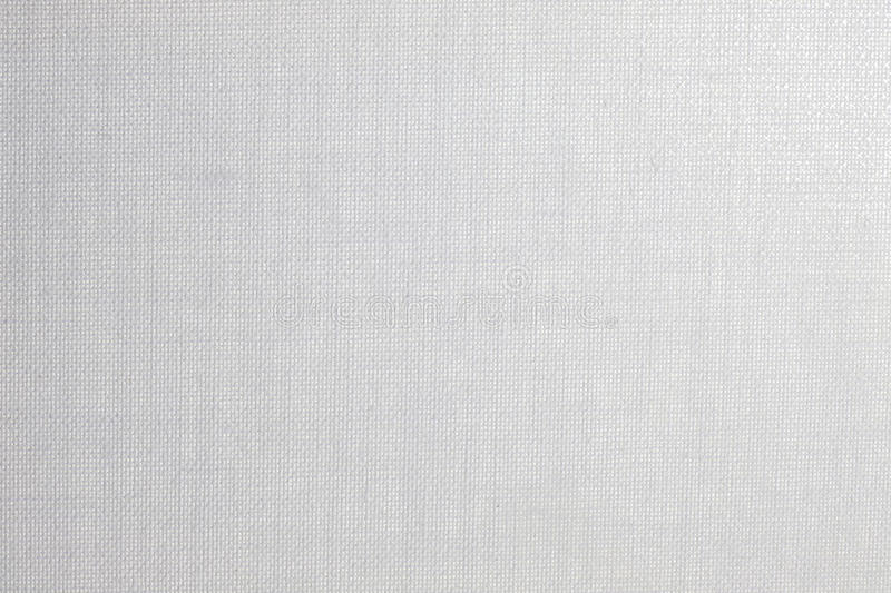 Download White Paper Canvas Background Texture Stock Image