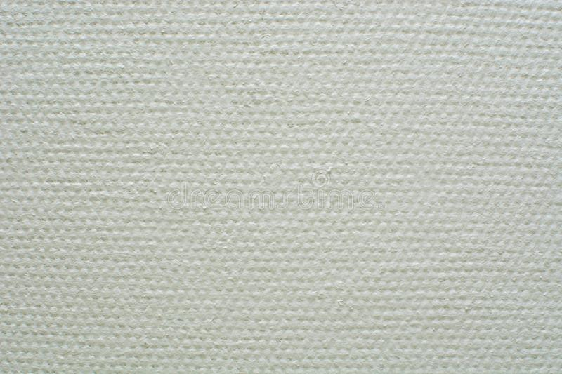 White paper canvas background texture stock image