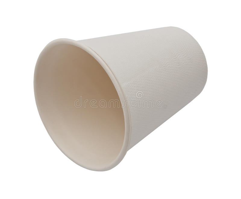 Download White Paper Cup close up stock image. Image of white - 39508095