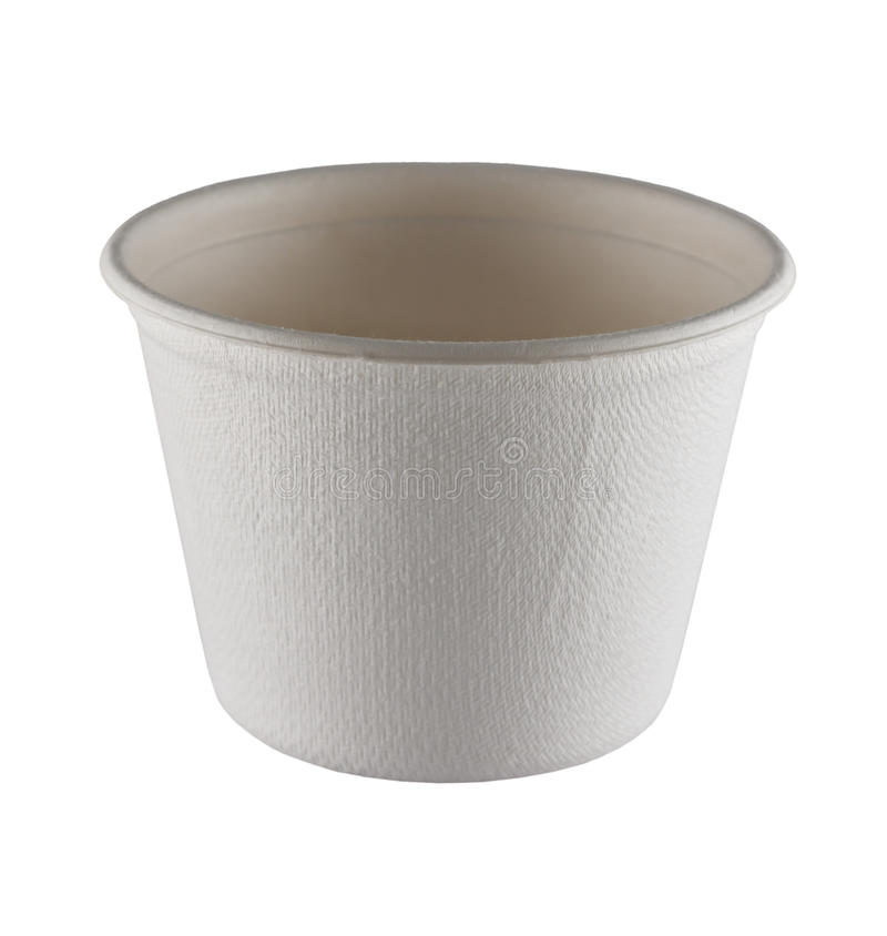 Download White Paper Cup close up stock photo. Image of coffee - 39509318