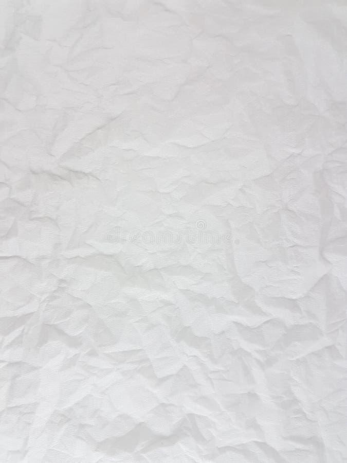 White paper sheet. Background wallpaper royalty free stock image