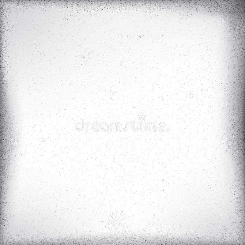 White paper texture or background. With natural fiber parts vector illustration