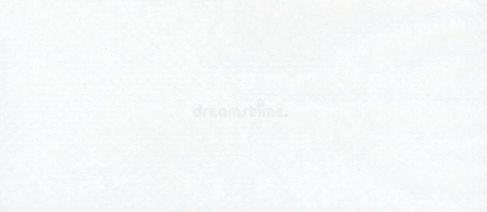 White paper texture background. White paper texture useful as a background stock illustration
