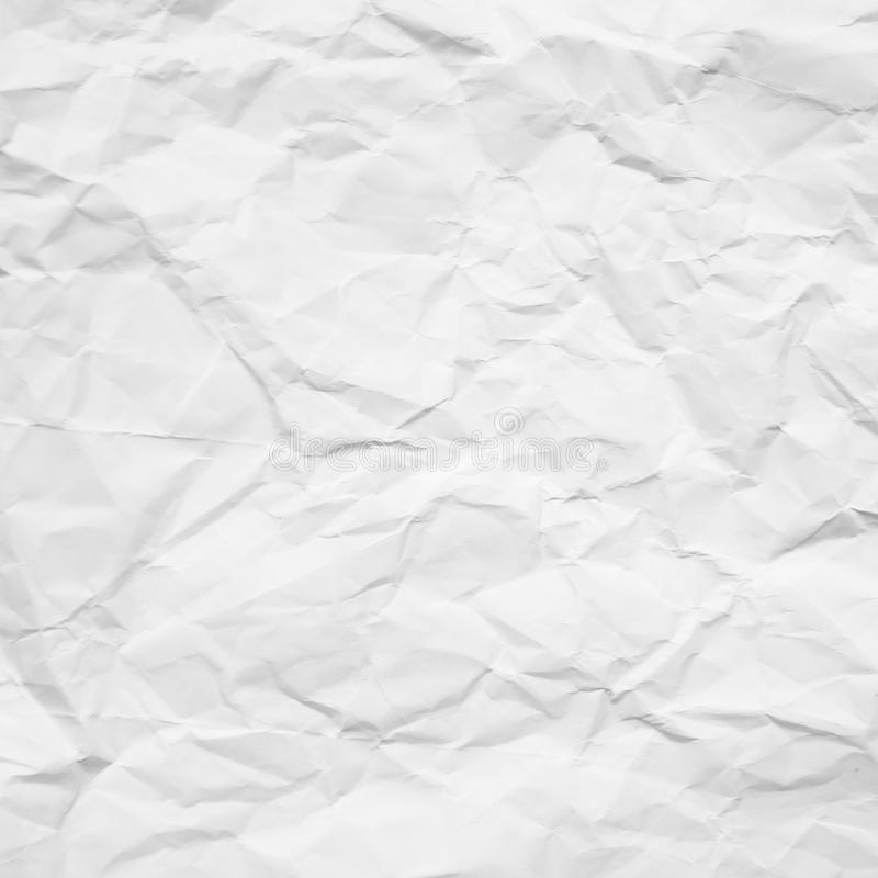 White paper texture grunge background stock image