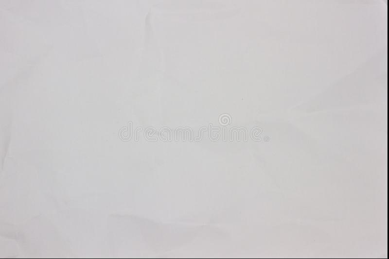 White paper texture pattern abstract background. royalty free stock image