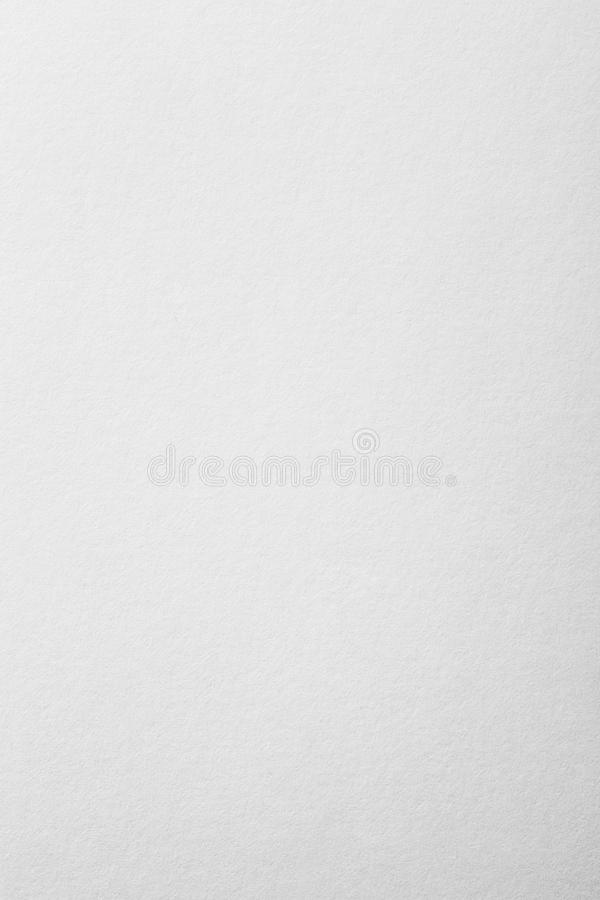 White paper texture. A sheet of white paper texture background royalty free illustration