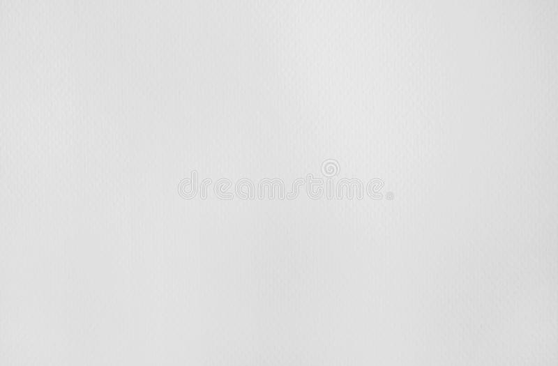 White paper watercolor texture background stock photography