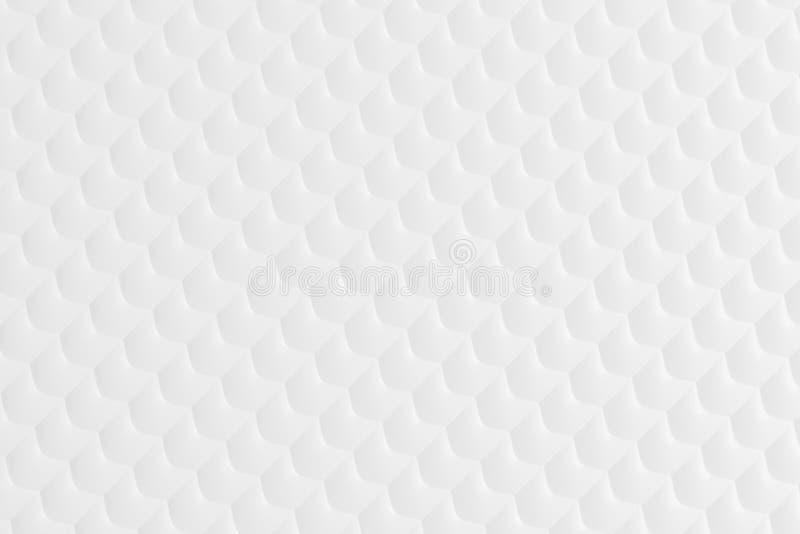 White pattern background stock photos