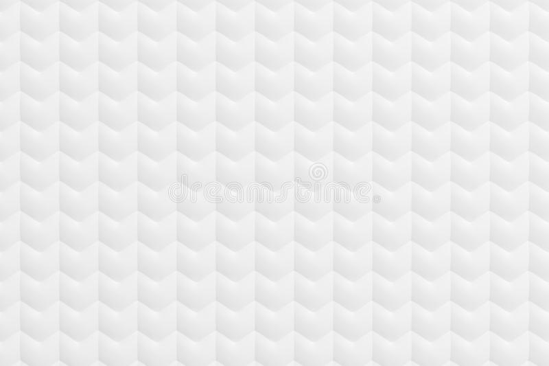 White pattern background stock images
