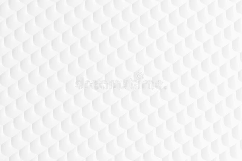 White pattern background royalty free stock image