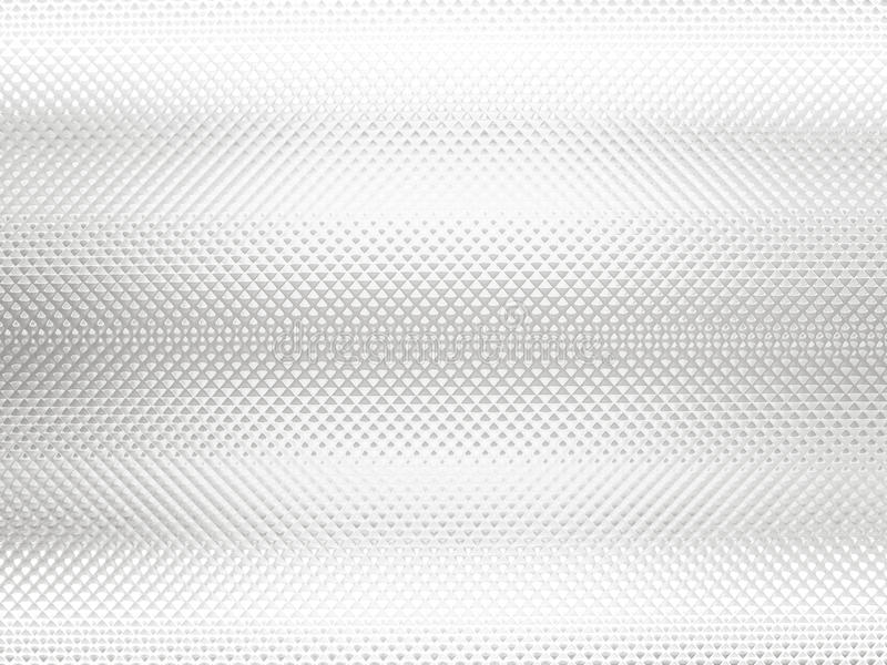 White pattern. Pattern of white glass background stock images