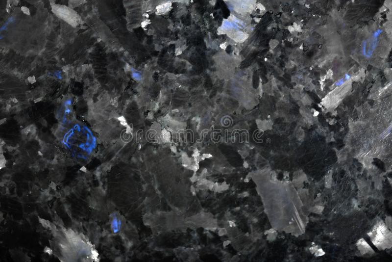 White pattern natural detailed of black marble texture and background for product and interior design. Black granite stock photography