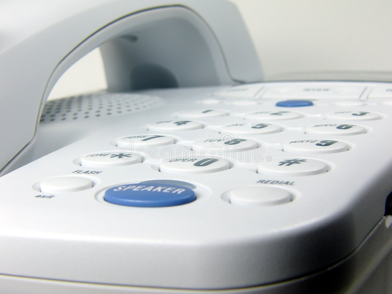 Download White phone stock photo. Image of items, communicate, call - 195174