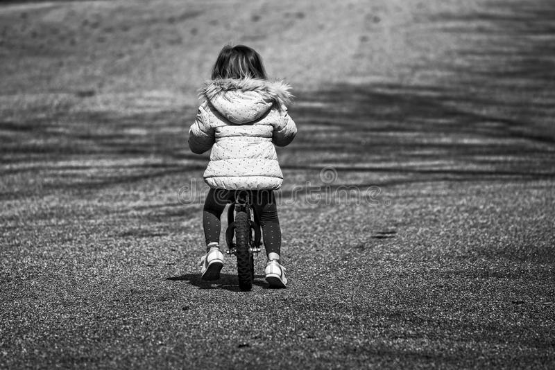 White, Photograph, Black, Child stock photo