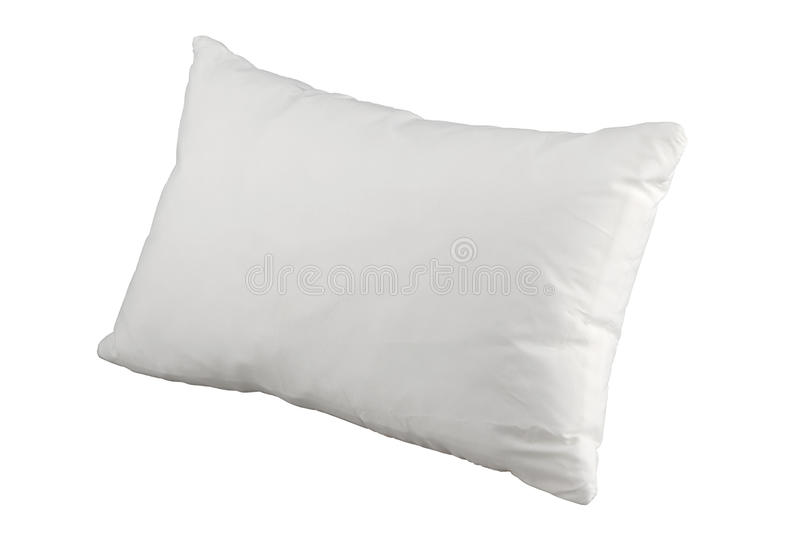 Download White pillow stock photo. Image of sleep, solitary, domestic - 25286926