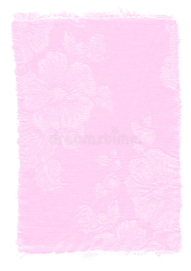 White And Pink Background Stock Photography